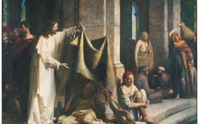 Чему учил Иисус в отношении закона Моисея?