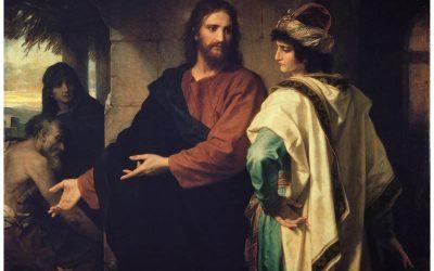 Освобождающая сила Искупления Иисуса Христа