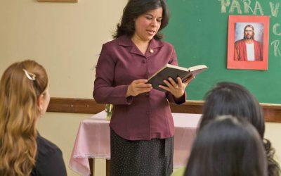 Женщины в Церкви Иисуса Христа Святых последних дней