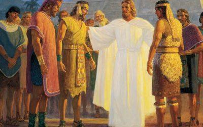 Иисус Христос и сокрушенное сердце
