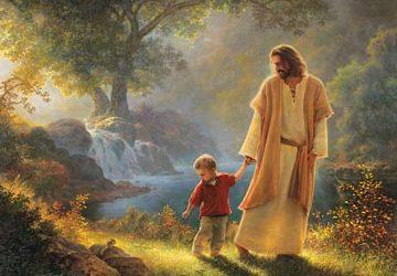 Обретая мир через Иисуса Христа
