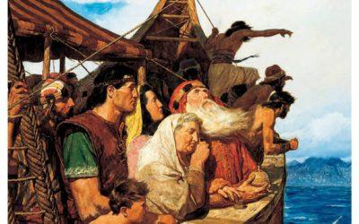 Иисус Христос в Книге Мормона: дерево жизни
