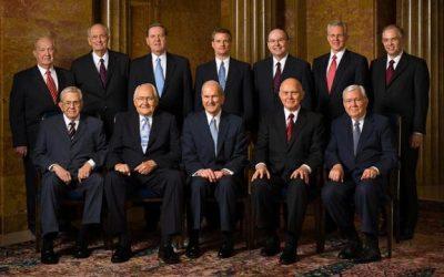 Мормонские Апостолы свидетельствуют о Христе по всему миру