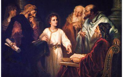 Иисус Христос: смирение