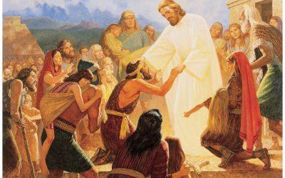 Пророчества о рождении Христа в «Книге Мормона»