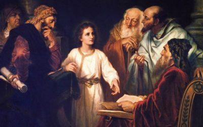 Христос в предземной жизни и Его божественное предназначение