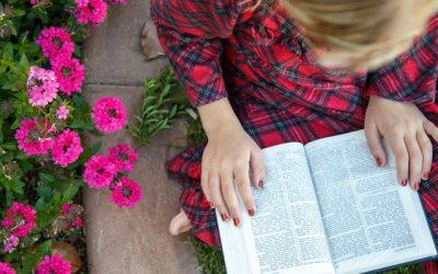 10 способов сделать Писания и их изучение увлекательными
