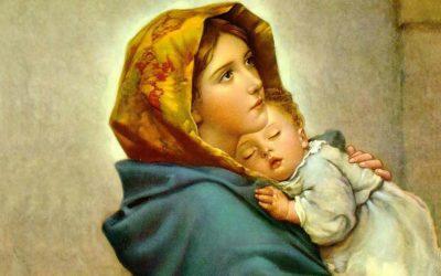 В это Рождество Мария преподает нам 5 уроков