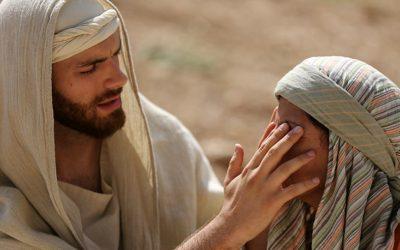 Прикосновение Спасителя как символ Искупления