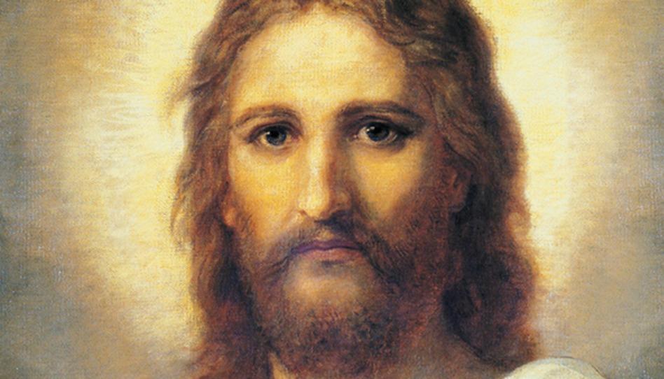 портрет Иисуса Христа