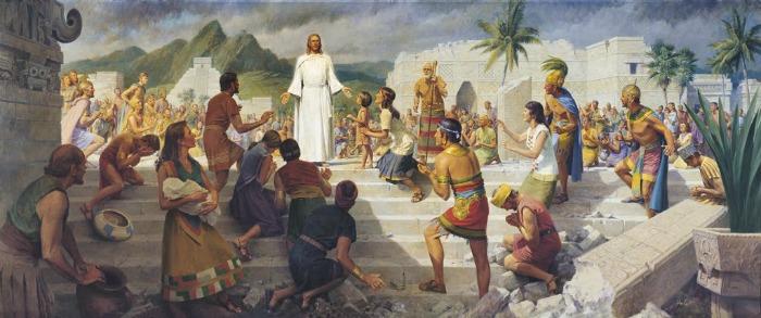 Иисус в Америке
