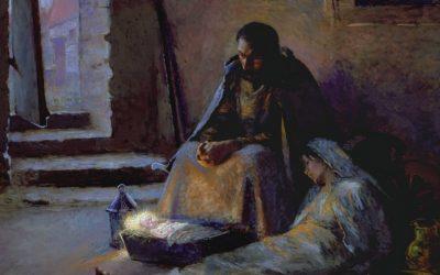 Первое Рождество Христово глазами скромного плотника