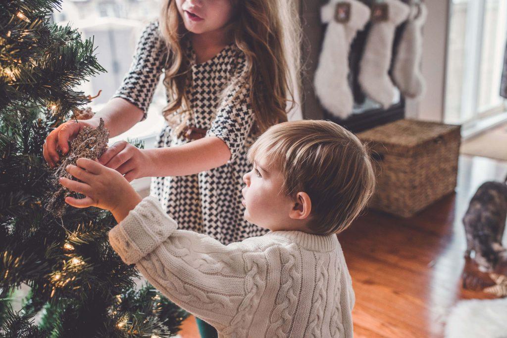 дети-рождество