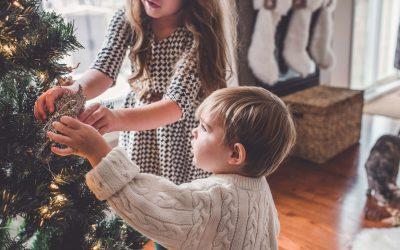 Как помочь детям подготовиться к Рождеству?